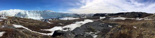 Russell Glacier Summer