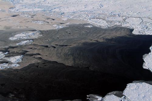 Sea Ice Lead