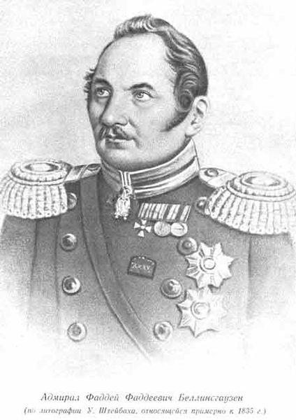 Thaddeus Bellingshausen