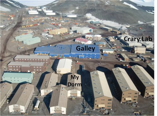 20 February 2012 Life At Mcmurdo Station Polartrec