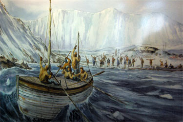 Shackleton and the James Caird
