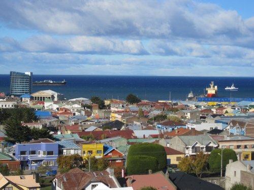 Colorful Punta Arenas and the NBP