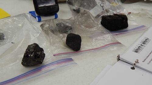 Anthracite, bituminous, and lignite coal
