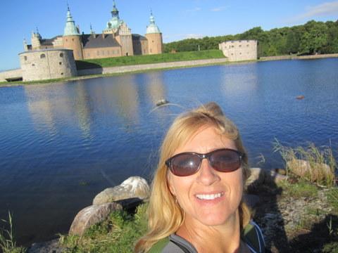 Anne Marie at Kalmar Slott