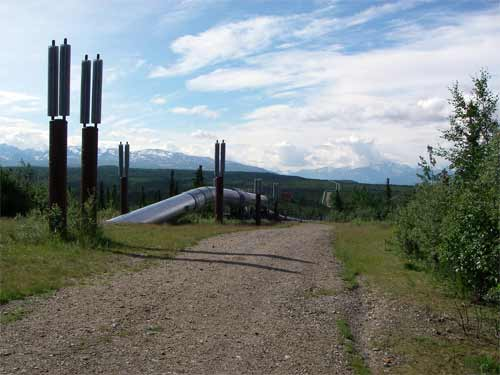The Alaska Oil Pipeline
