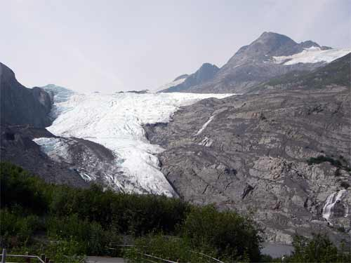The Worthington Glacier