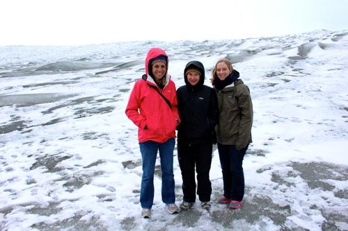 Educators on the Ice Sheet