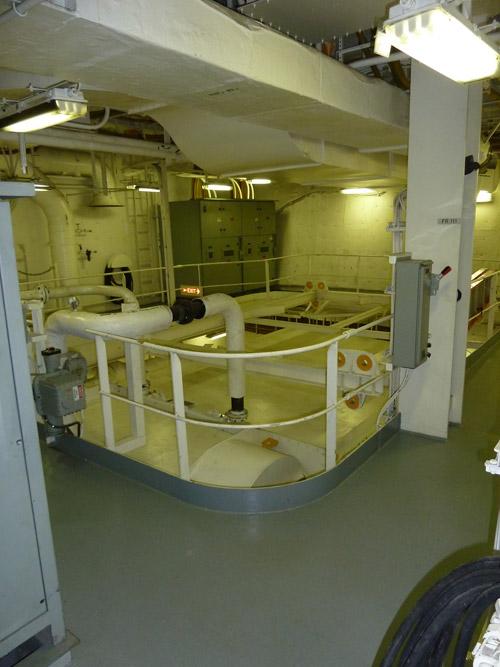 Electrical Propeller Motor Room