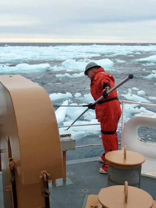 Fending Off Ice