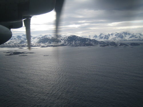 Last picture of Greenland