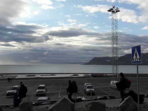 Midnight in Svalbard!