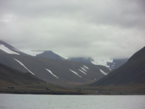 A beautiful glacier cut valley.