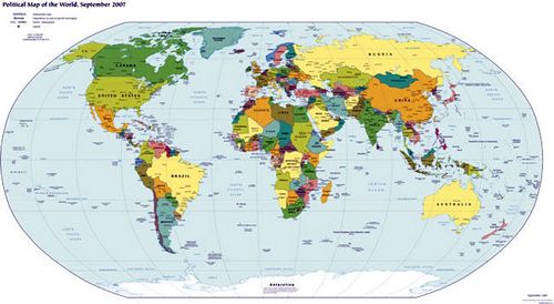7 march 2008 greenland polartrec world map gumiabroncs Choice Image