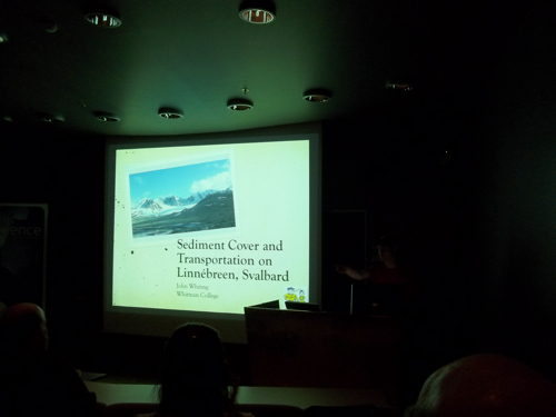 John's Presentation at UNIS