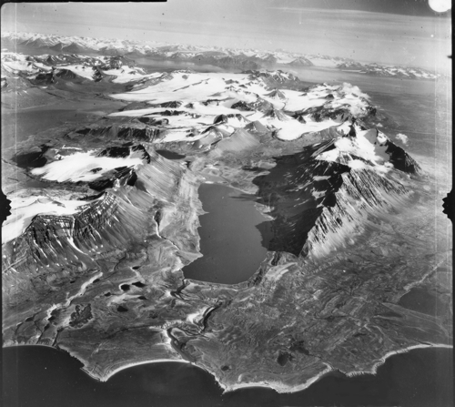 1936 Linne Valley Aerial from the North