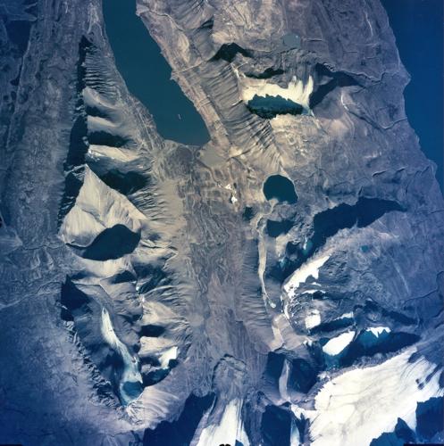 1995 Aerial Including Lake Linne