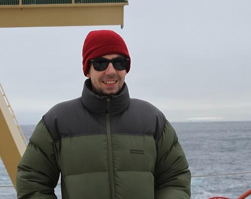 Dr. Alex Fraser