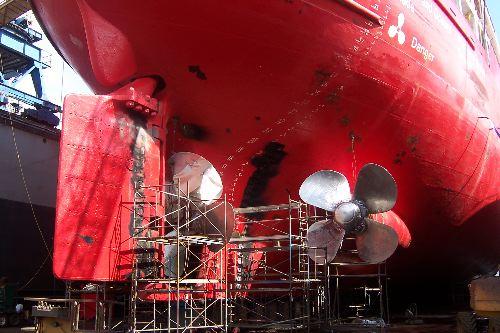 LSSL, Starboard Aft