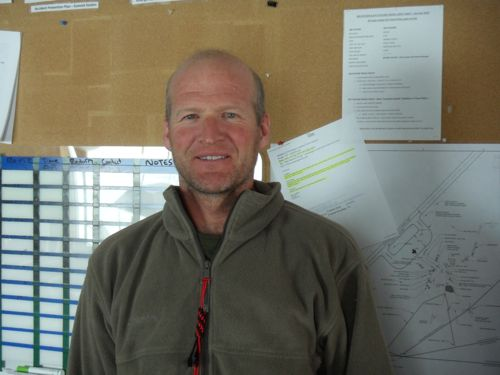 Ken Jessen - Summit Station Manager