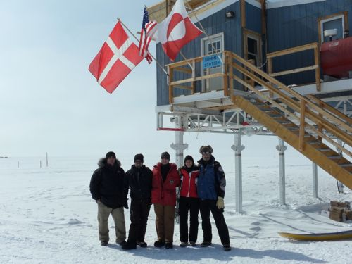 Greenland Ministry of Domestic Affairs, Nature and Environment.