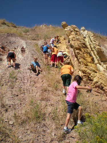 Jurassic sediment