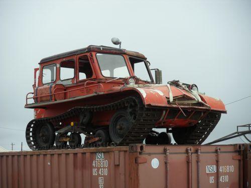 unique machine alaska