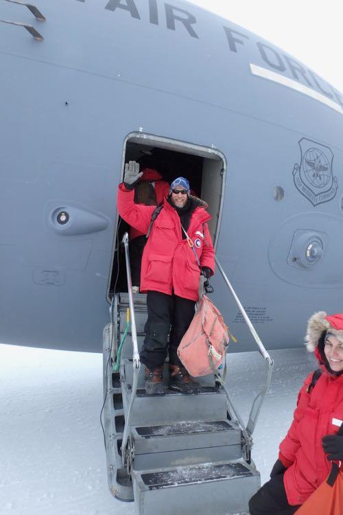 Bye Antarctica