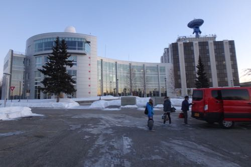 University of Alaska at Fairbanks