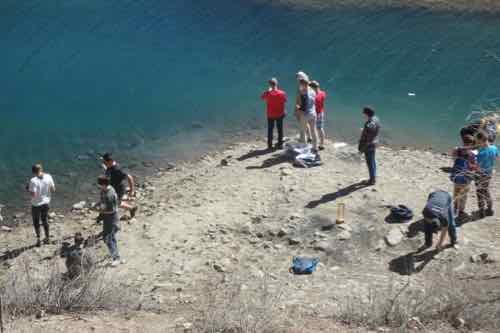 Measuring water chemistry