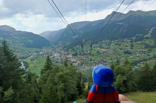 Poppy gondola
