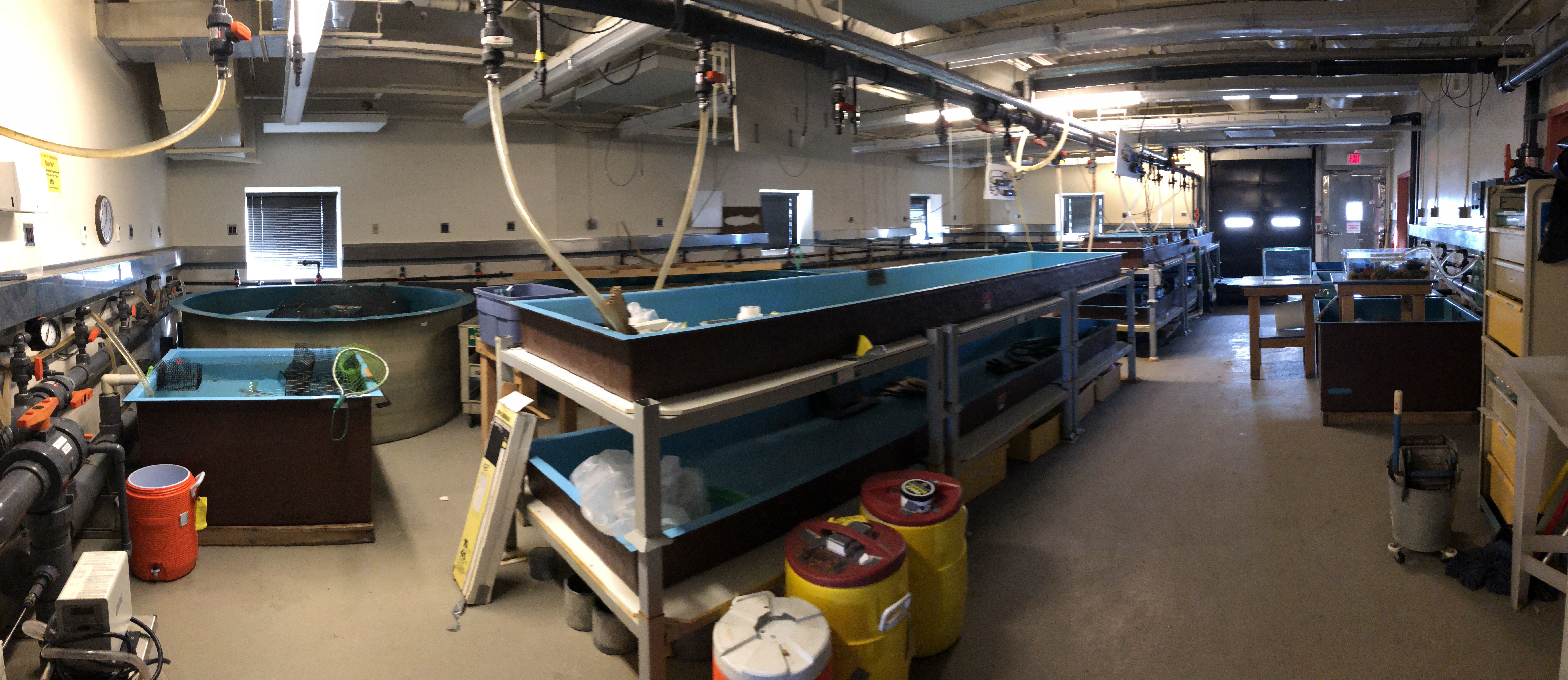 Marine Science Lab