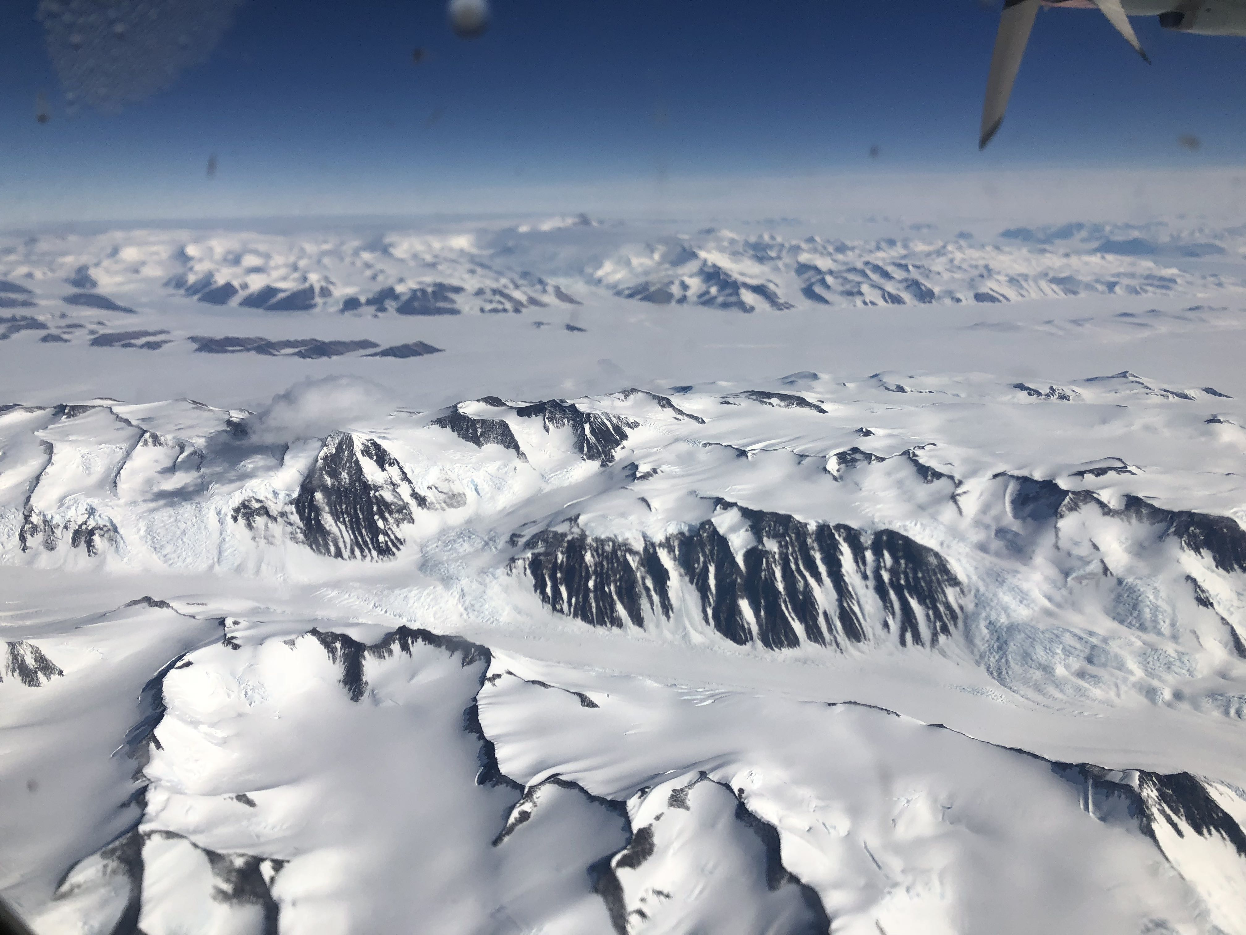 Transantarctic Mountains