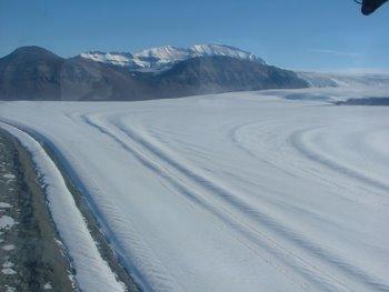 Shackleton Glacier, Transantarctic Mountains