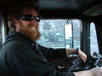 Blake, our Delta driver.