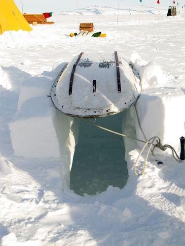 13 October 2009 I M A Happy Camper Polartrec