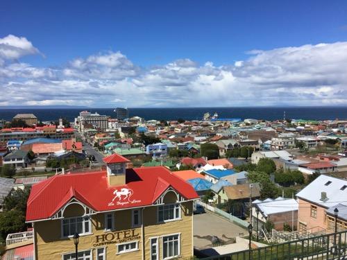 Punta Arenas View