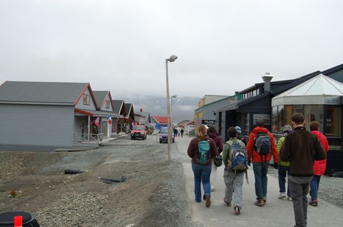 Downtown Longyearbyen