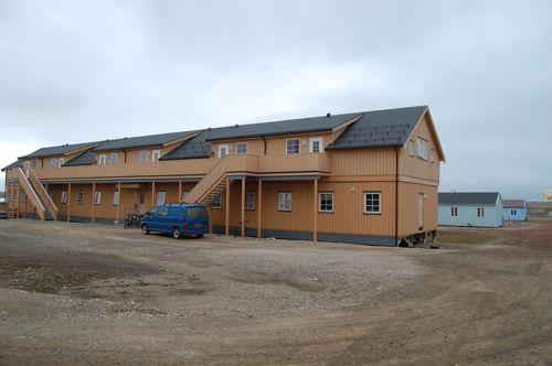 Evenstad building