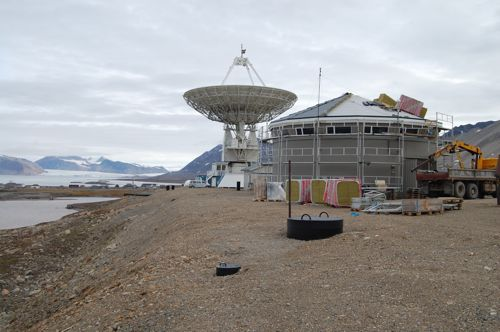 The Geodetic Observatory