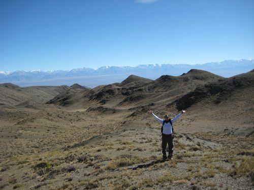 Rachel in Andes