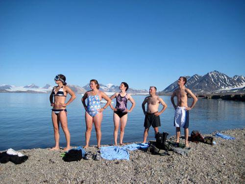 Polar Plunge Club