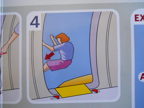 Stuff to do in an Airplane