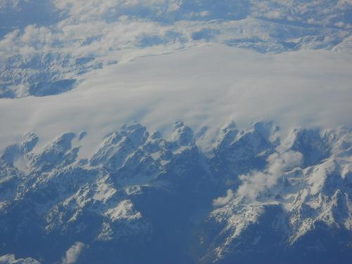 Ice cap near Oslo