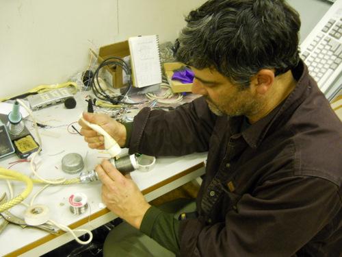 Assembling Accelerometers