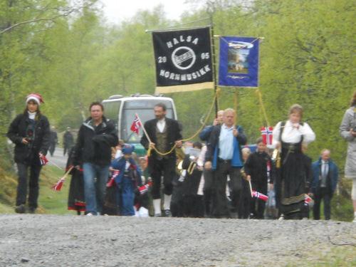 Halsa Parade