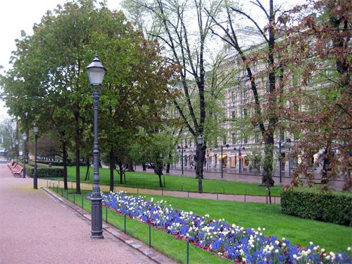 Finland Capital City
