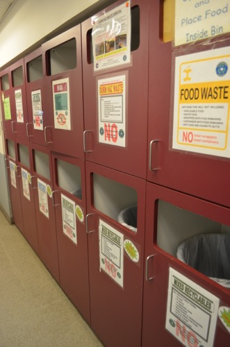 Recycling at McMurdo