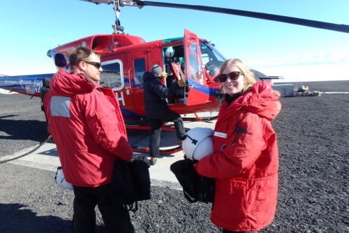 Elina helicopter