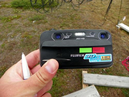 3-D Camera