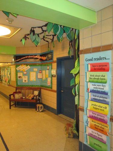 MS319 6th grade hall